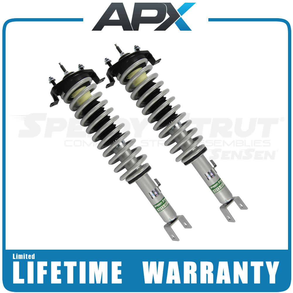 speedy struts for 2001 2006 chrysler sebring lifetime warranty ebay. Cars Review. Best American Auto & Cars Review